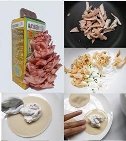 Mantarlı yemek tarifleri